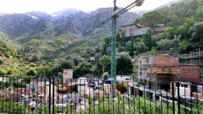 Terraferida pide a Deià que decrete la suspensión de licencias urbanísticas