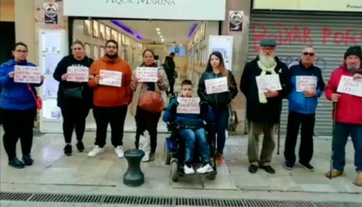 Cort niega que la familia del menor discapacitado y desahucidado 'esté en insolvencia sostenida'