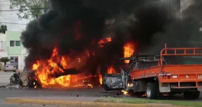 La detención del hijo de 'El Chapo' desata el caos en Culiacán