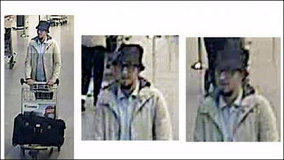 Detenido el terrorista de la chaqueta blanca