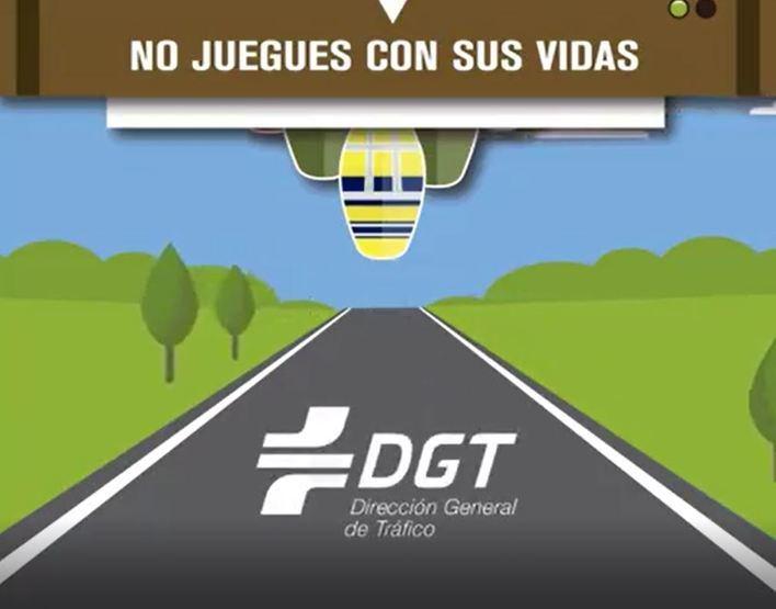 DGT lanza una campaña para evitar atropellos de quienes trabajan en carretera