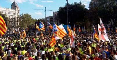 9.000 personas participan en la Diada Ciclista de Sant Sebastià