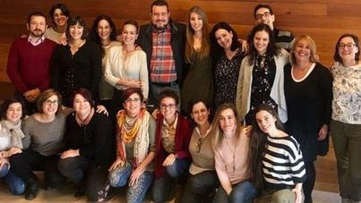 Cinco Dietistas-Nutricionistas de Baleares seleccionados para elaborar consejos dietéticos efocados a la Atención Primaria