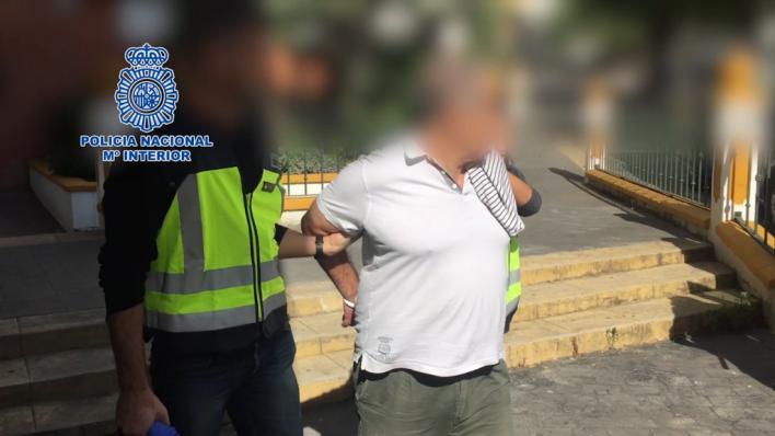 Desarticulado uno de los mayores puntos de droga del sur de España
