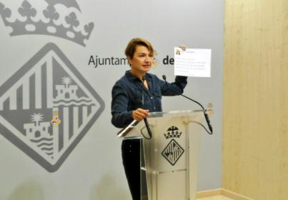 Durán dice que Palma la necesita: