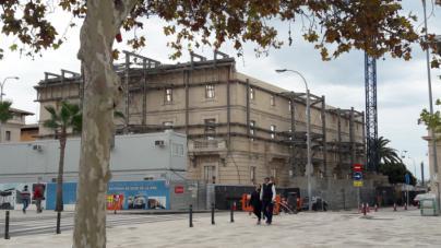 El edificio histórico del Moll Vell acogerá actos sociales y un centro de interpretación 'puerto-ciudad'