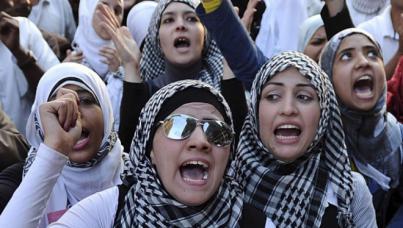 Dimite en bloque el Gobierno de Egipto