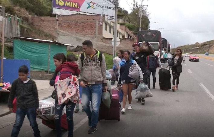 La vulnerabilidad de emigrantes venezolanos se ha visto incrementada