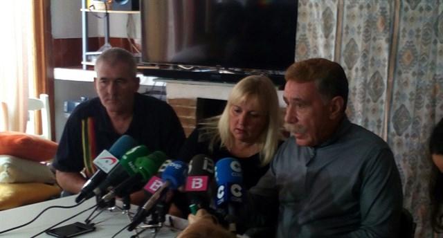 Rueda de prensa de la familia con el abogado Marcos Garc�a-Montes
