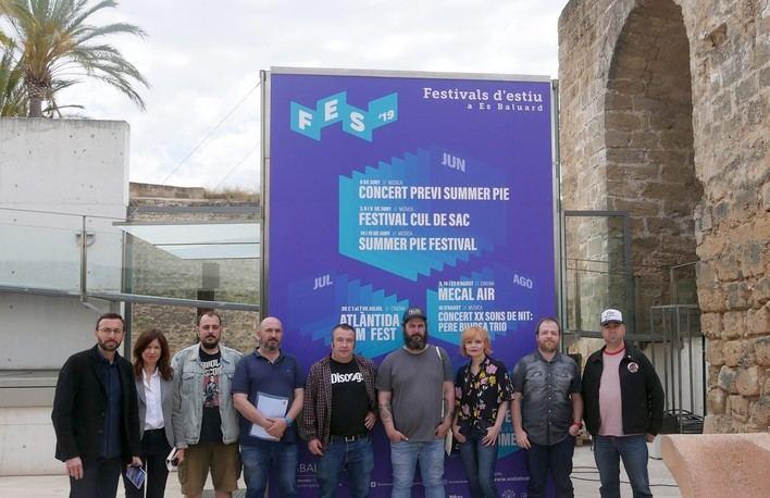 Es Baluard presenta una nueva edición del festival de verano 'Fes'