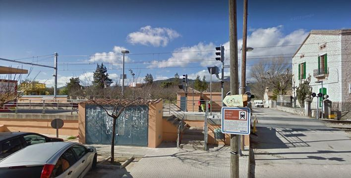 Binissalem contará con un nuevo aparcamiento disuasorio al lado de la estación