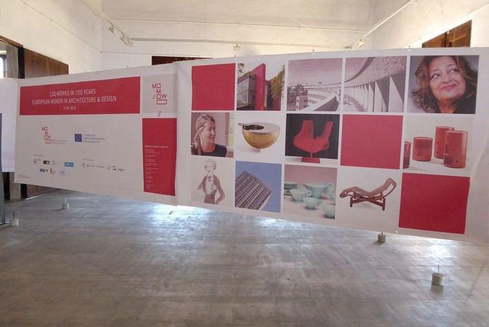 'MoMowo: La Creatividad de las Mujeres' se expone en el Colegio de Arquitectos de Baleares