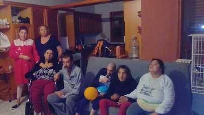 Stop Desahucios alerta del desahucio de una familia con 7 enfermos graves en Llucmajor