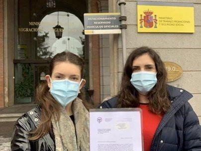 Confluencia Movimiento Feminista pide la dimisión de Montero por la Ley Trans