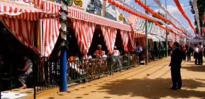 Cort deja en el aire la Feria de Abril