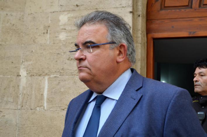 Fiscalía recusa a la Sala del TSJB que tenía que juzgar al juez Florit por el 'caso Móviles'