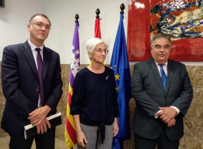 La fiscal general del Estado dice en Palma que se investigará a Subirán 'con todas las garantías'