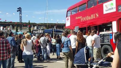 Las food trucks piden una regulación para la venta de comida ambulante