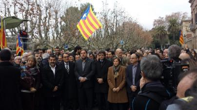 Forcadell propone a Artur Mas como presidente