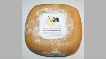 Dos quesos menorquines entre los mejores de España