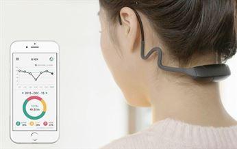 Una aplicación ayuda a corregir la postura del cuello