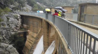 Mallorca supera los 300 litros por metro cuadrado