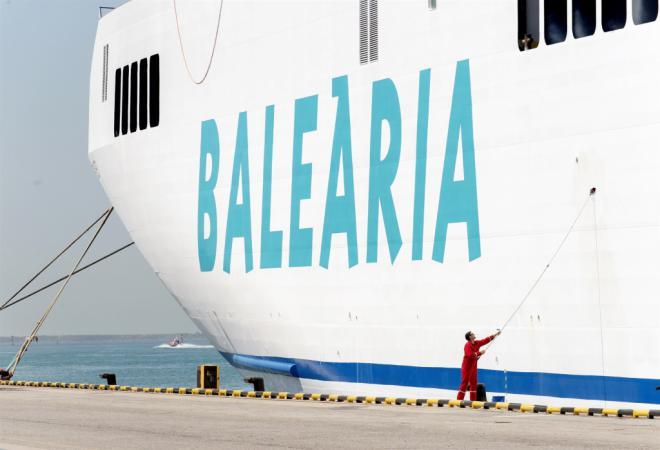 Baleària construirá dos ferris en Italia