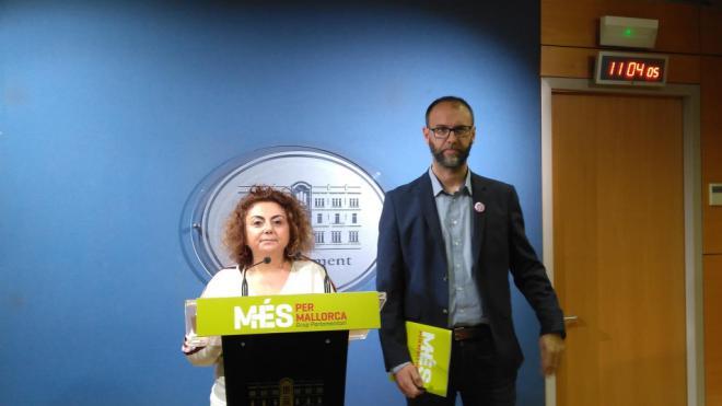 Més per Mallorca ve 'dinamitado cualquier intento de solución acordada' en Cataluña