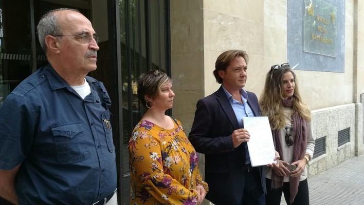 Antonio Salvá, padre del guardia civil asesinado por ETA, candidato de Vox al Senado