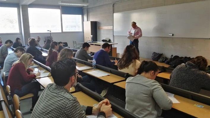 Más de 4.000 personas se inscriben a las oposiciones docentes de 2019