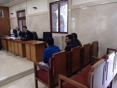 Tres años y medio de cárcel para una banda pakistaní por vender droga en Magaluf