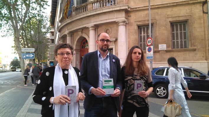 Unidas Podemos propone ayudas de 900 euros al mes para las mujeres que sufran violencia machista