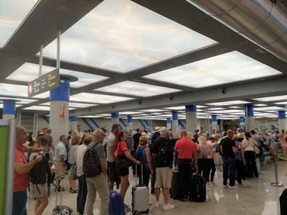 Los aeropuertos de Baleares operarán 5.367 vuelos esta Semana Santa