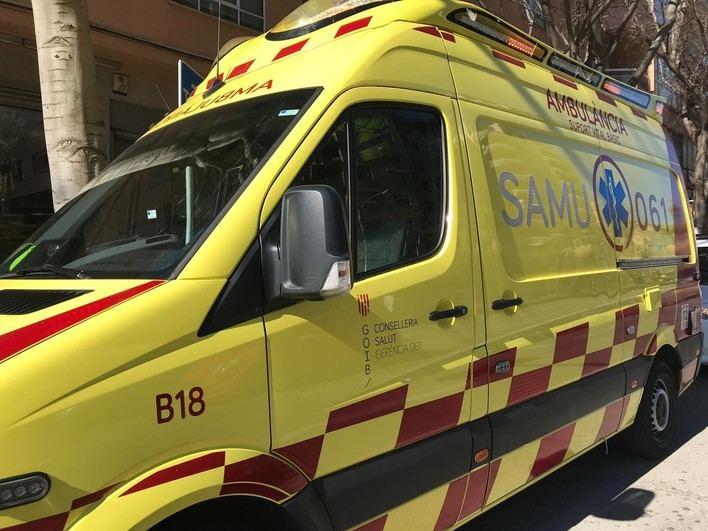 Una discusión de tráfico por una ambulancia acaba en denuncia y con apoyo psicológico a los sanitarios