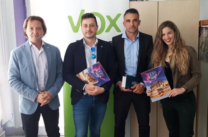 Vox promete 600 policías nacionales más en Baleares para llegar a los 2.000