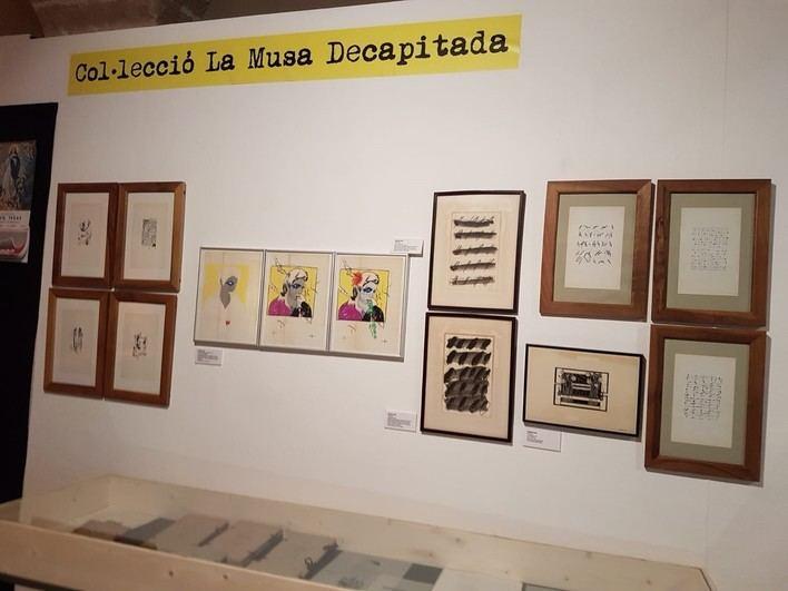 La Misericòrdia acoge una exposición sobre el legado poético de Andreu Vidal