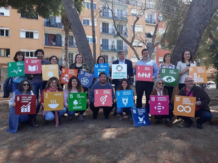 El Consell se adhiere a 'Comprometidos con la Agenda 2030' para sensibilizar sobre los ODS