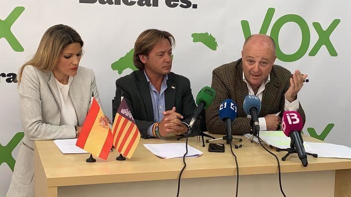 Vox propone cerrar IB3 para reducir la deuda de Baleares