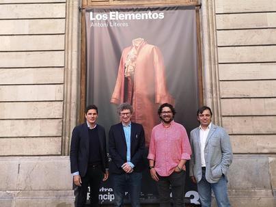 El Teatre Principal estrena la ópera 'Los elementos', del mallorquín Antoni Literes