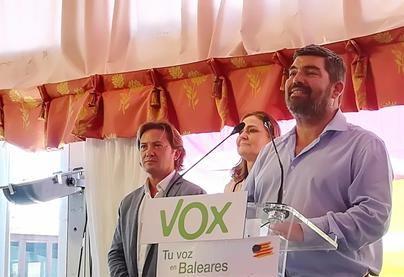 Vox defiende que la Diada de Mallorca sea el 12 de septiembre