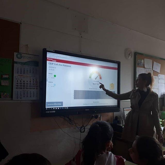 Cinco colegios instalarán un 'kit de monitorización' para fomentar el ahorro energético