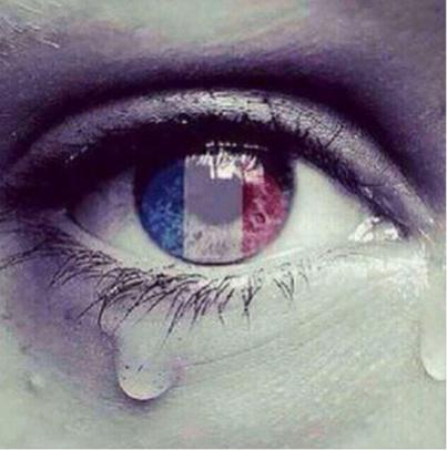 Francia está de luto