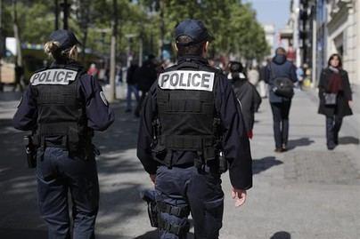 Detenidas cuatro personas en Francia por planear atentados contra las fuerzas de seguridad