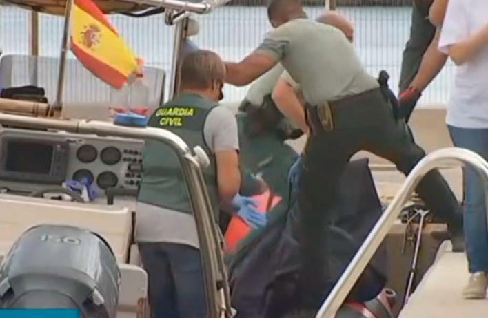 La Guardia Civil sigue buscando el cuerpo de la joven húngara desaparecida en Cala Esmeralda