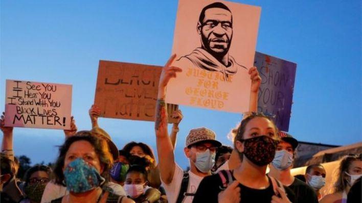 La Plataforma Antifascista de Menorca convoca manifestaciones por la muerte de George Floyd