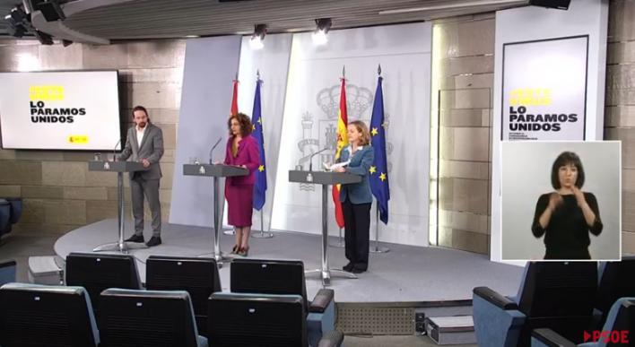 Baleares recibirá 6,2 millones de los 300 que reparte el Gobierno entre autonomías por el Covid-19