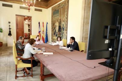 El Govern pide al Ministerio prorrogar hasta octubre los ERTE en turismo
