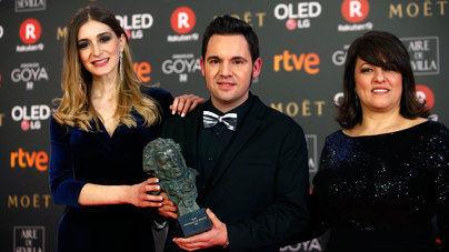 'Woody & Woody de Jaume Carrió gana el premio al mejor corto de Animación en los Goya 2018