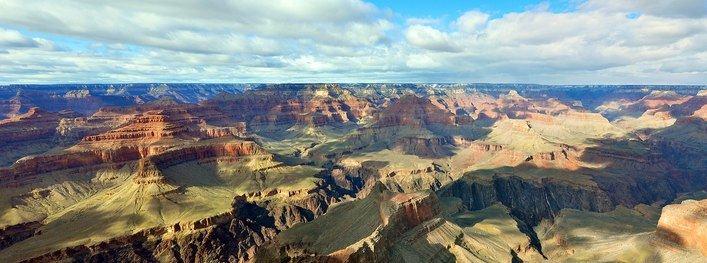Mueren tres turistas en ocho días tras caerse en el Gran Cañón