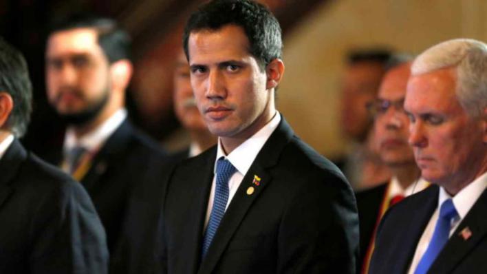 Guaidó pide a la UE más sanciones al Gobierno de Maduro para presionar su salida